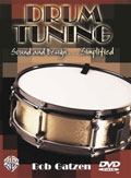 Bob Gatzen - Drum Tuning: Sound and Design