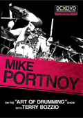 "Mike Portnoy & Terry Bozzio - ""Art of Drumming"""