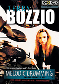 Terry Bozzio: Melodic Drumming And The Ostinato