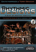 Gavin Harrison & Terry Branham - Rhythmic Designs