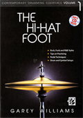 "Garey Williams - ""The Hi-Hat Foot"""
