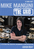 Mike Mangini - The Grid, A System for Creative Drumming and Improvisation