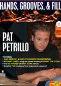 Pat Petrillo – Hands, Grooves & Fills