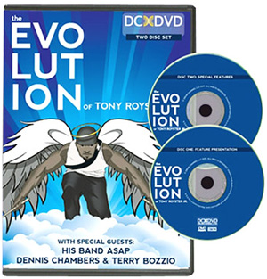 Tony Royster dvd