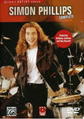 Simon Phillips Complete двойной DVD
