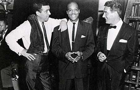 Buddy Rich, Papa Jo Jones, Gene Krupa